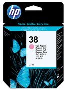 INKCARTRIDGE HP C9419A NO 38 LICHT ROOD